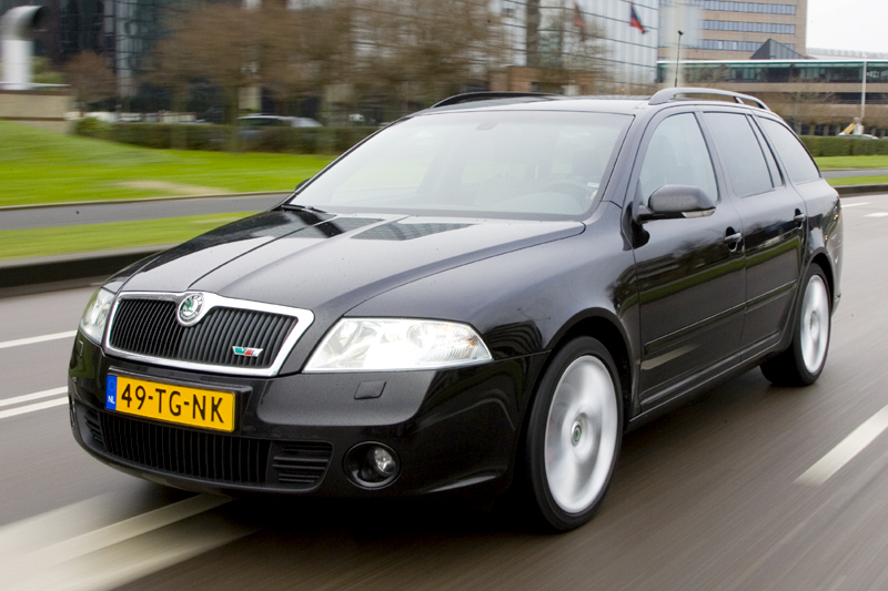 skoda octavia combi 2 0 tdi 170pk rs 2007 autotests. Black Bedroom Furniture Sets. Home Design Ideas