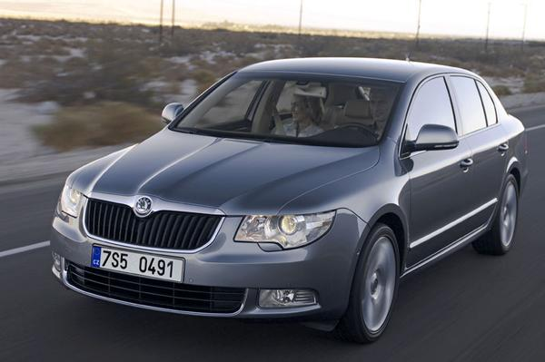 Skoda Superb 1.6 TDI Greenline Ambition Businessline