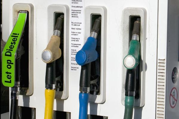 Benzinepomp   Foto: ANP