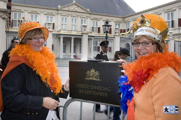 Prinsjesdag 2008 | Foto: ANP