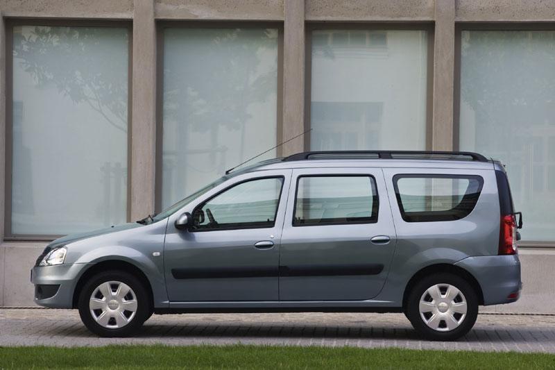 Dacia Logan Mcv 1 6 Lpg Aniversare Specificaties Auto