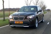Rij-impressie BMW X1 XDrive 28i