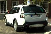 Rij-impressie Saab 9-3X