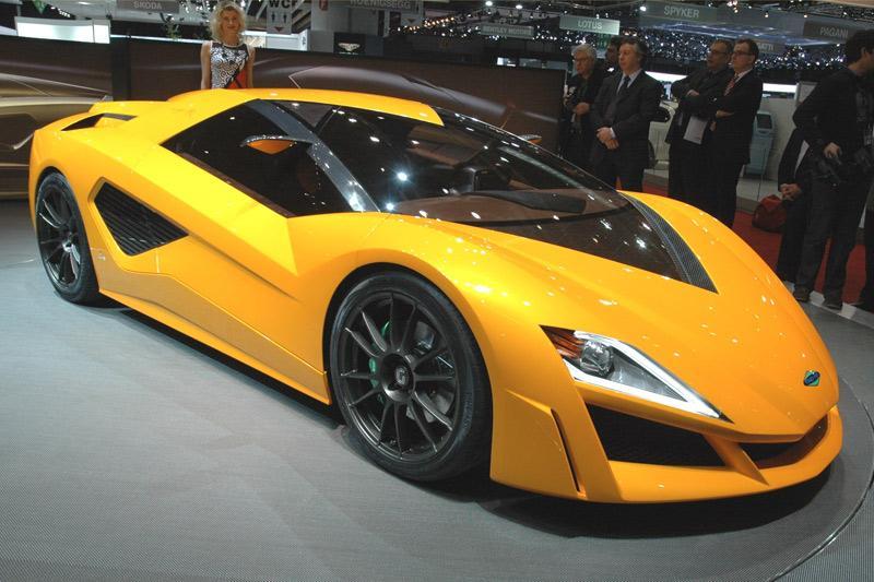 Bristol Cars Komt Met Hybride Supercar Autonieuws