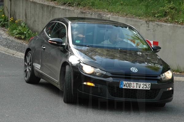Volkswagen Scirocco R20T (foto: Wilco Blok)