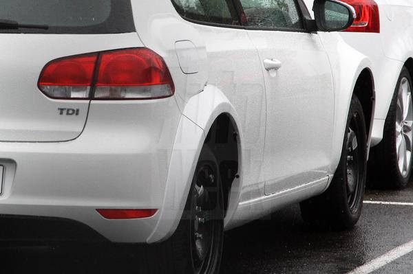 Audi A3 Mule (foto: Carpix)