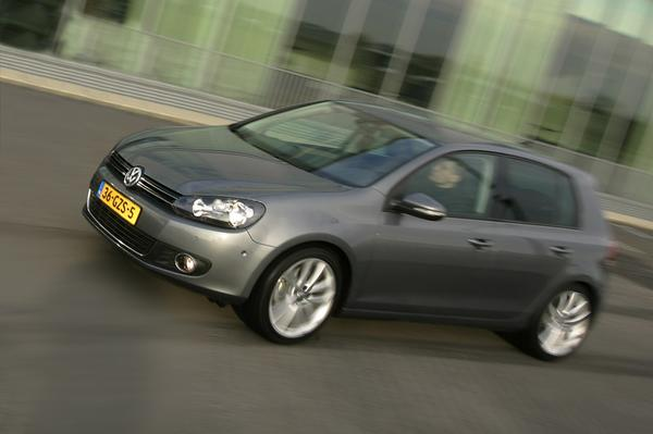 Volkswagen Golf 1.4 TSI 106 pk DSG Highline