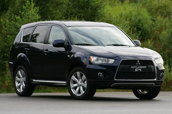 Mitsubishi Outlander 2.2 Di-D 177pk 2WD ClearTec Edition One