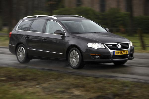 Volkswagen Passat Variant 2.0 TDI Bluemotion 