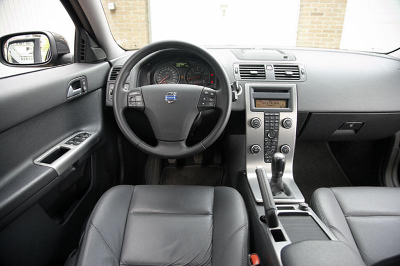 Volvo s40 2 0 edition i 2009 autotests - Plaats van interieur decoratie ...
