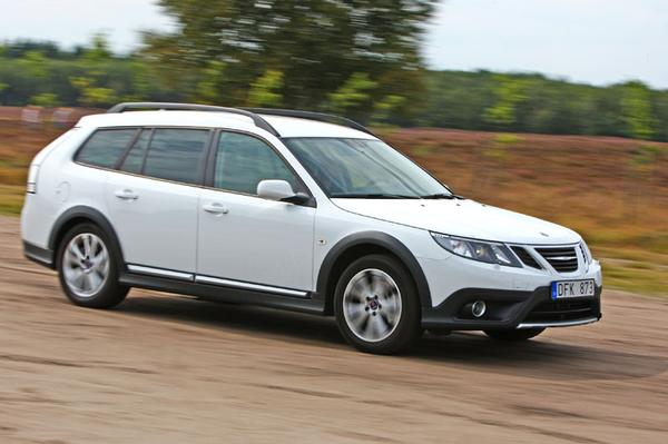 Saab 9-3X