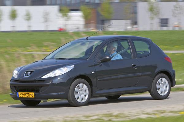 Peugeot 206+ 1.1 XR 