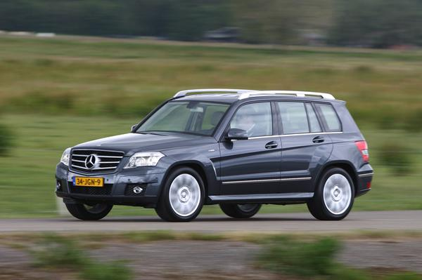 Mercedes-Benz GLK 220 CDI 4Matic Blue Efficiency