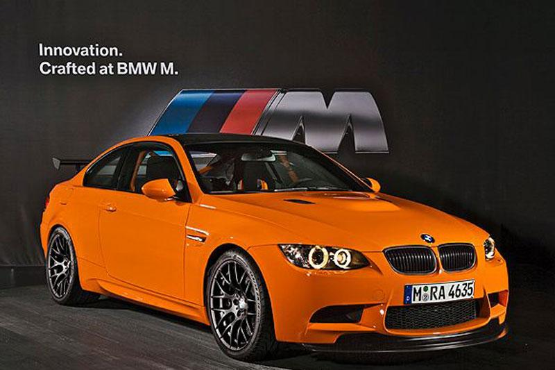 Ook spectaculair: M3 GTS
