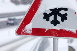 Sneeuw (foto: ANP)
