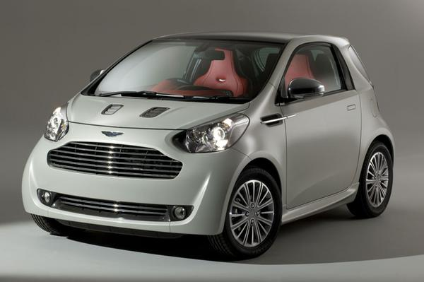 Aston Martin Cygnet
