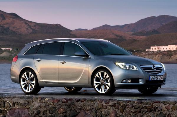 Opel Insignia Sports Tourer 1.6 Turbo Edition 2009