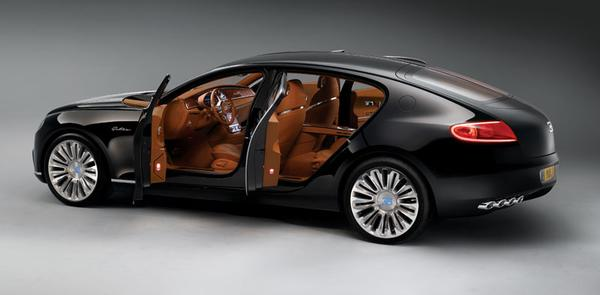 Bugatti 16C Galibier Concept