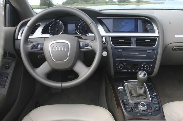 autotest audi a5 cabriolet 2 0 tfsi pro line. Black Bedroom Furniture Sets. Home Design Ideas
