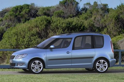 skoda roomster 1 6 tdi scout specificaties. Black Bedroom Furniture Sets. Home Design Ideas