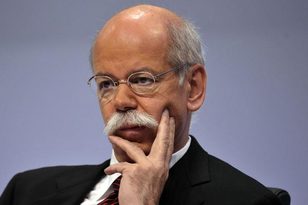 Dieter Zetsche (foto: ANP)
