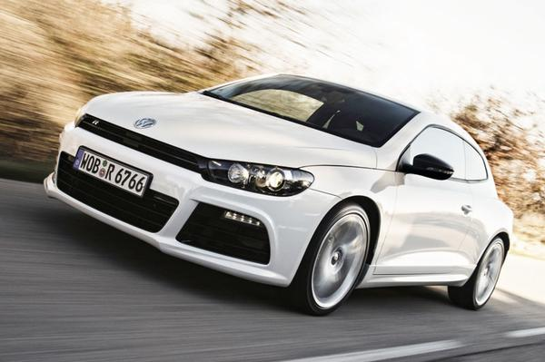 Volkswagen Scirocco R