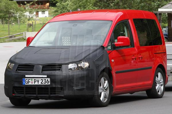 Volkswagen Caddy Maxi (foto: Carpix)