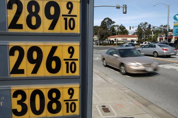 Amerikaanse brandstofprijzen | Foto: ANP/AFP