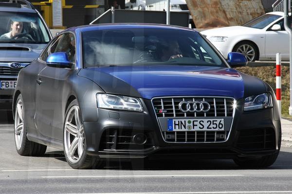 Audi RS5 | Foto: Carpix