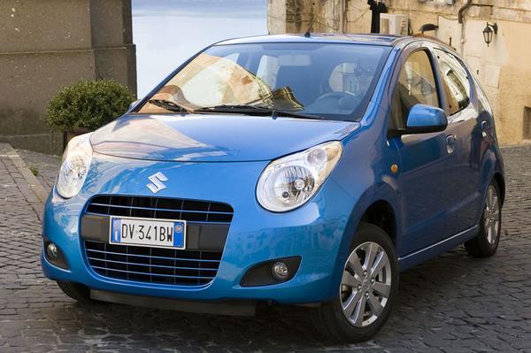 Suzuki Alto 1.0 Exclusive 2010