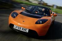 Rij-impressie Tesla Roadster Sport
