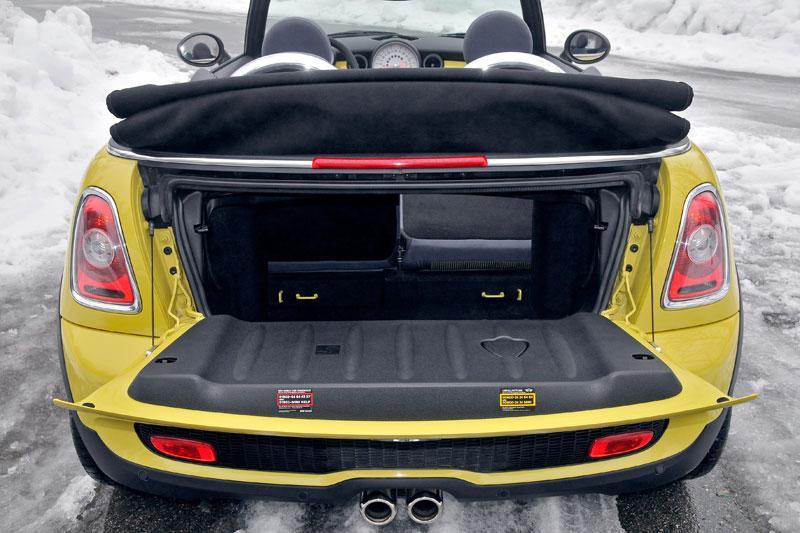 mini cooper cooper s cabrio rijimpressies. Black Bedroom Furniture Sets. Home Design Ideas