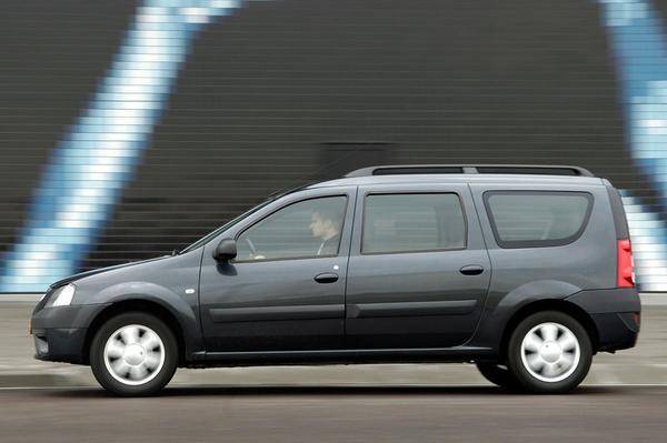 Dacia Logan MCV 1.6 Laur�ate