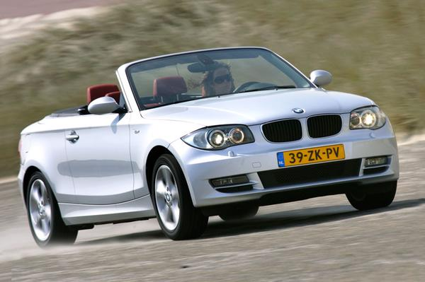 BMW 125i Cabrio High Executive