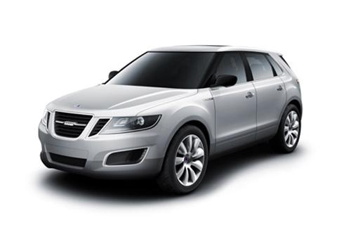 Saab 9-4X Biopower Concept