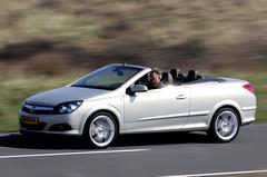 Opel Astra TwinTop 1.9 CDTi 150pk Temptation