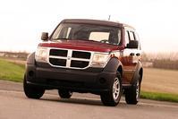 Dodge Nitro Van