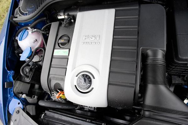 Skoda Octavia Combi 2.0 16V TFSI RS