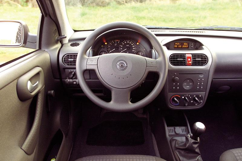 opel corsa 1 3 cdti enjoy 2004 autotests. Black Bedroom Furniture Sets. Home Design Ideas