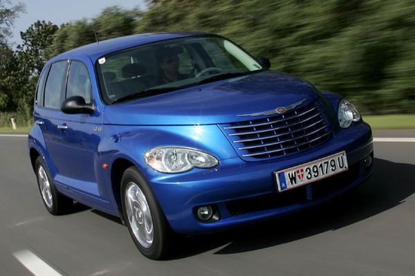Vernieuwde Pt Cruiser Gearriveerd Autonieuws Autoweek Nl
