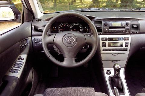 Toyota Corolla 1.6 16V VVT-i Linea Sol