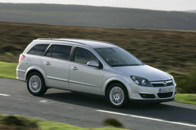 opel astra station occasions