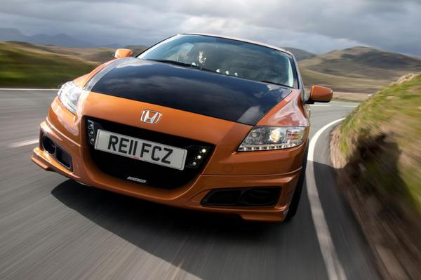 Honda CR-Z Mugen