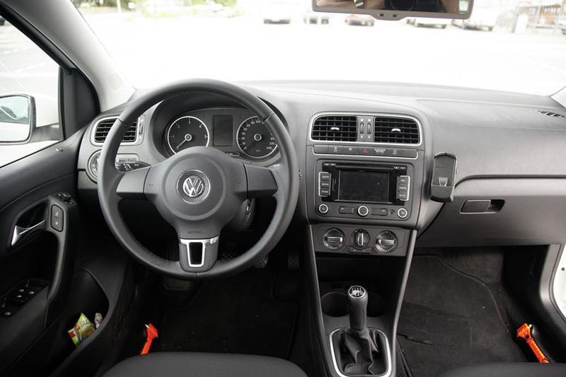 volkswagen polo 1 2 tdi bluemotion comfortline 2010 autotests. Black Bedroom Furniture Sets. Home Design Ideas