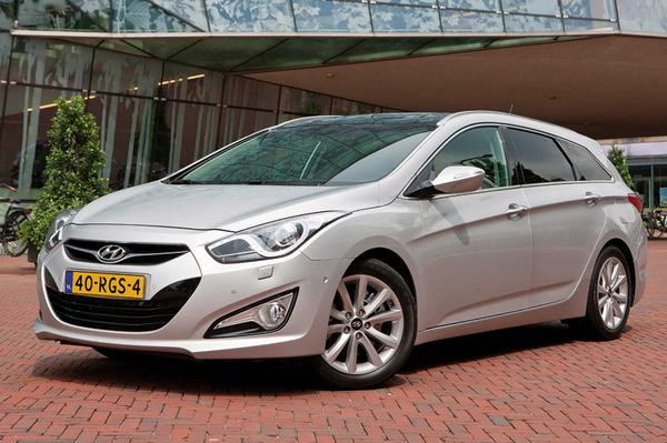 Hyundai i40 Wagon 1.7 CRDi Blue Business Edition