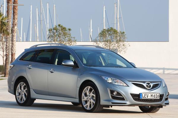 Mazda 6 SportBreak 1.8 Exclusive GT