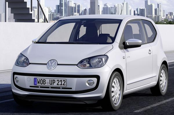 Volkswagen Up 1.0 60pk BlueMotion Technology high up