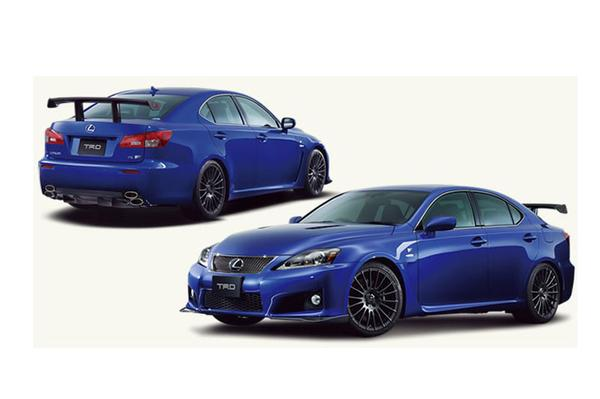 Lexus IS-F TRD