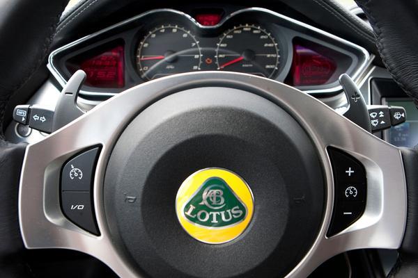 Lotus mikt met SUV op China