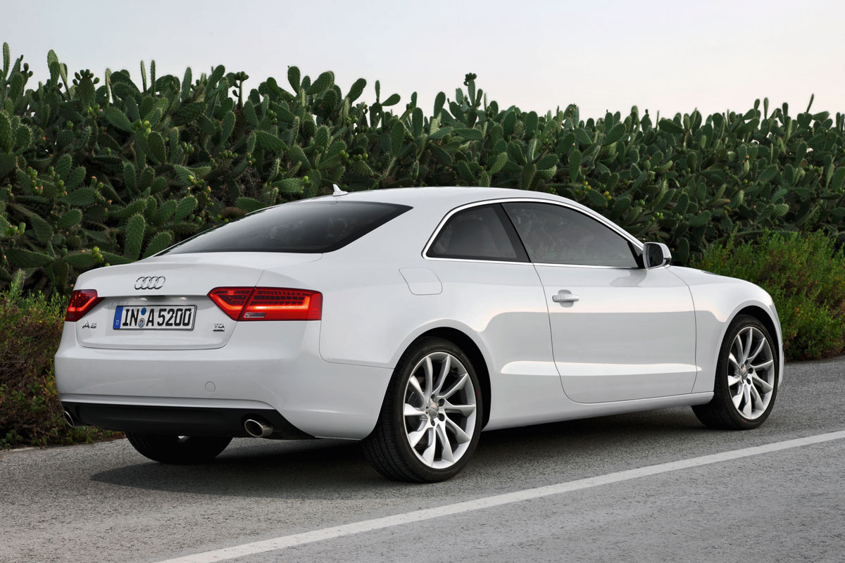 Audi A5 Coup 233 1 8 Tfsi 170pk Specificaties Auto